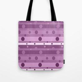 Girly Dots Tote Bag