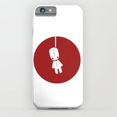 Twisted Button Red Slim Case iPhone 6s