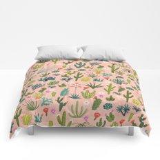 Arizona Cacti Comforters
