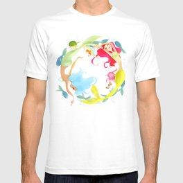 Mermaid Circle T-shirt