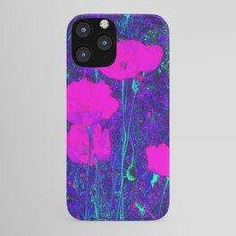 Summer Texture (Purple) iPhone Case