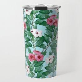 Flower garden II Travel Mug