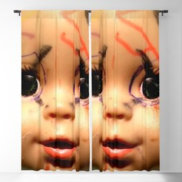 Punk Baby Blackout Curtain