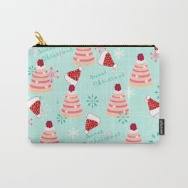 Sweet Christmas Carry-All Pouch