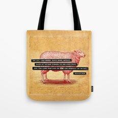 Like Sheep Tote Bag
