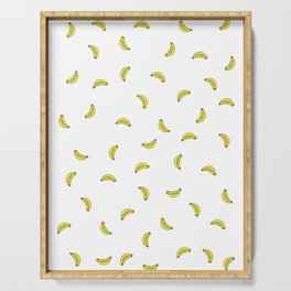 Just Bananas Serving Tray