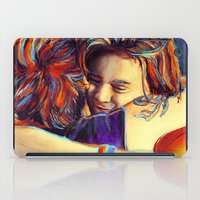 larry iPad Cases featuring Home - Larry by art-changes