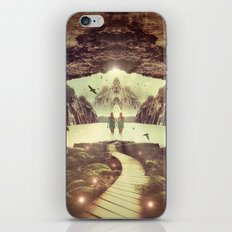 Nightly Retreat  iPhone & iPod Skin