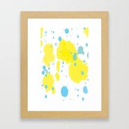 Happy-Go-Lucky Framed Art Print