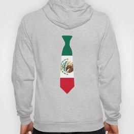 Mexico Patriotic Tie Tshirt Hoody
