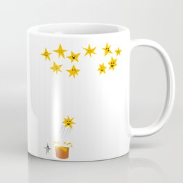 Jumping star Coffee Mug