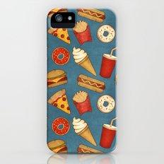 Fast Food iPhone (5, 5s) Slim Case