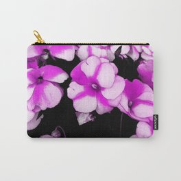 Pink Hanging Basket Carry-All Pouch
