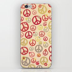 Love and Peace to you , Brother iPhone & iPod Skin