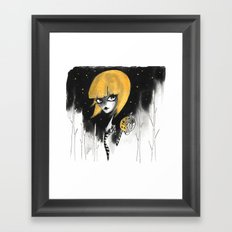 Sweet and Delicious Framed Art Print
