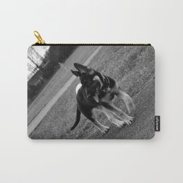 Bella the German Shepard 2 Carry-All Pouch