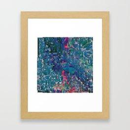 OMBROSE, GA Framed Art Print