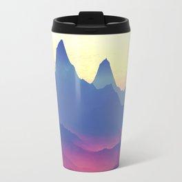Mountains of Another World Travel Mug