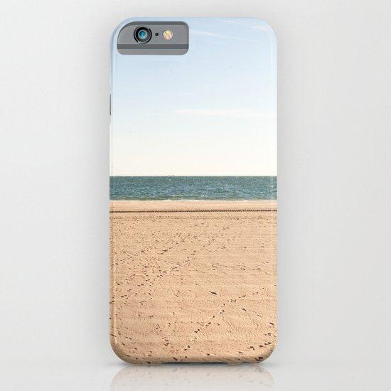 Sand, sea, sky iPhone & iPod Case