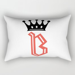 Queen B Rectangular Pillow