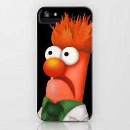 Beaker iPhone Case