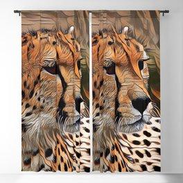 ArtAnimal Cheetah Blackout Curtain