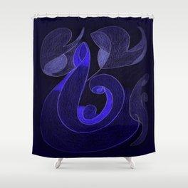 Harmonia - Peace Shower Curtain