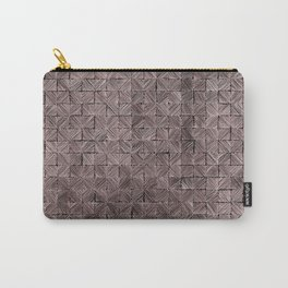 Ink Stitch: Rose Gold Carry-All Pouch