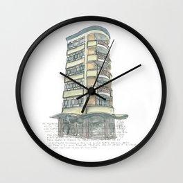 85 Victoria St. Wellington Wall Clock