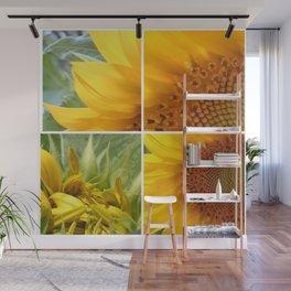 sunflower2 Wall Mural