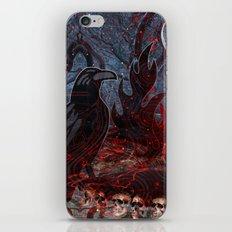 Twilight Garden  iPhone & iPod Skin
