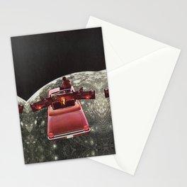 Flotar sobre Calisto Stationery Cards