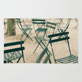 Bryant Park Chairs Rug