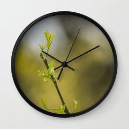 New Born Wall Clock