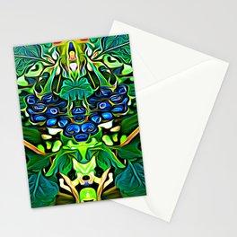 Lantana Berry Elementals Stationery Cards