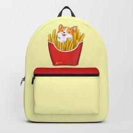 French Corgi Fries Backpack