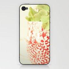 Hello Morning iPhone & iPod Skin