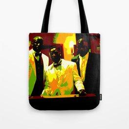 Cotton Club Legends Tote Bag