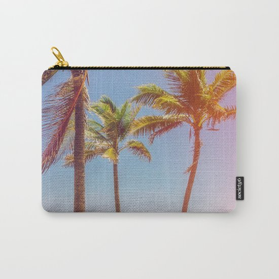 Tropical Breezes Carry-All Pouch