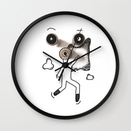 Nothing to kill or die for Wall Clock