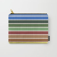 The colors of - Castle in the sky Carry-All Pouch