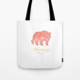 Kerning - Oh my! Tote Bag