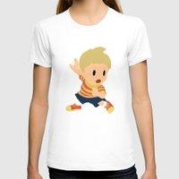 super smash bros T-shirts featuring Lucas Super Smash Bros by jeice27