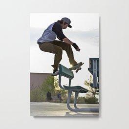 FS Boardslide Metal Print