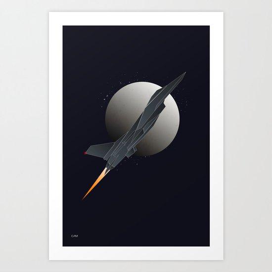 Mission Accomplished Art Print