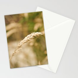 Grass In The Wind Stationery Cards
