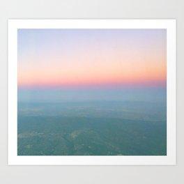 The Escape Clause (Horizontal) Art Print