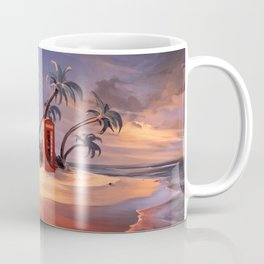 In the event of sinking Coffee Mug