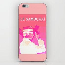 Le Samourai 1  iPhone Skin