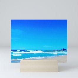 Carribean Coast Mini Art Print